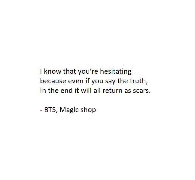 Lyrics Bts Kpop And Quotes Image 6341125 On Favim Com