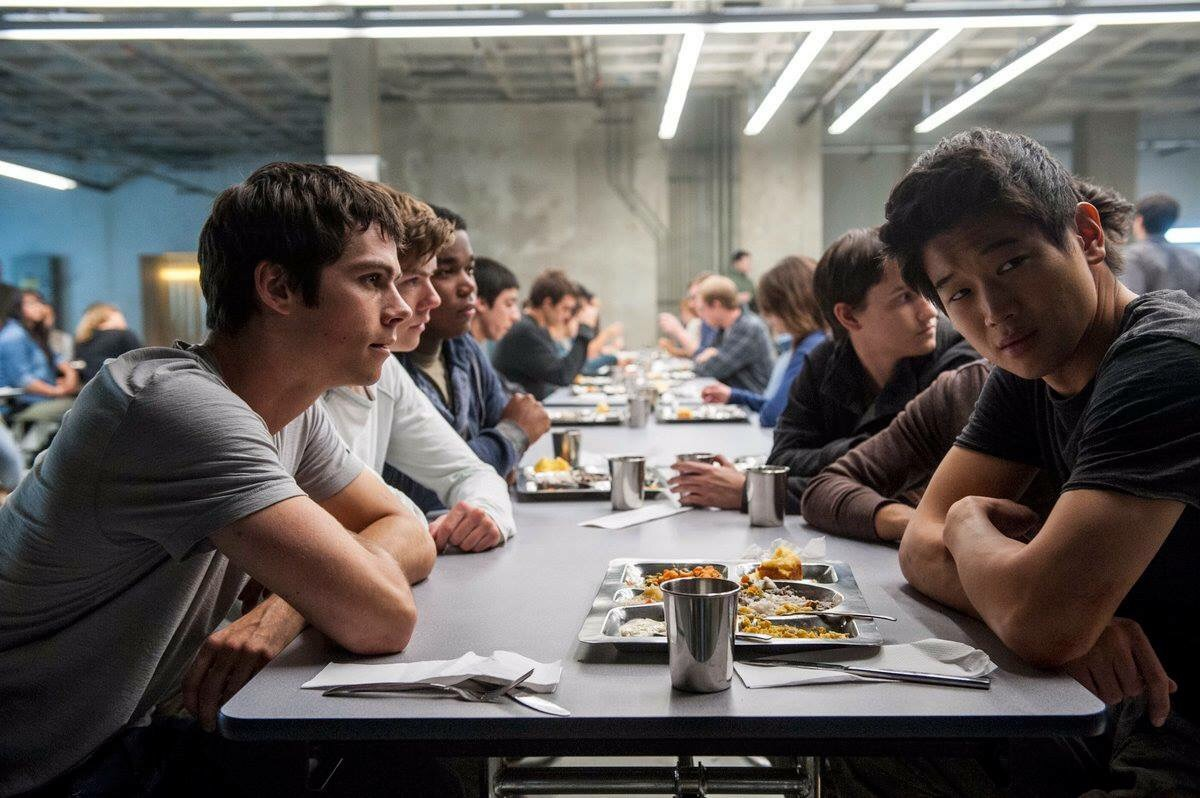 dylan obrien, the scorch trials and the maze runner