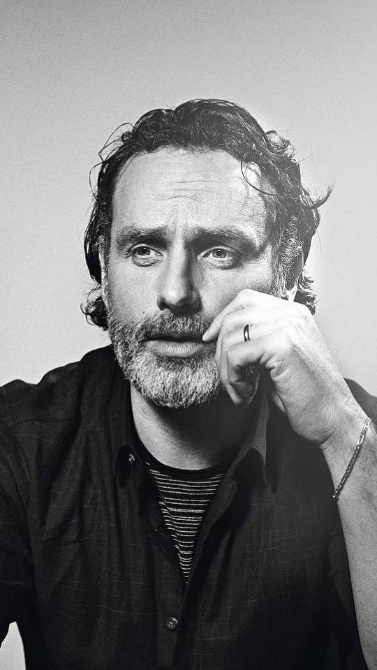 twd, wallpaper, iphone and rickgrimes