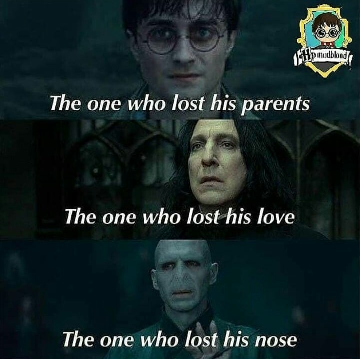 Movie Nose Voldemort And Memes Image 6395360 On Favim Com