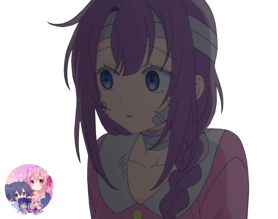 anime girl, aesthetic, anime and satou39s aunt render