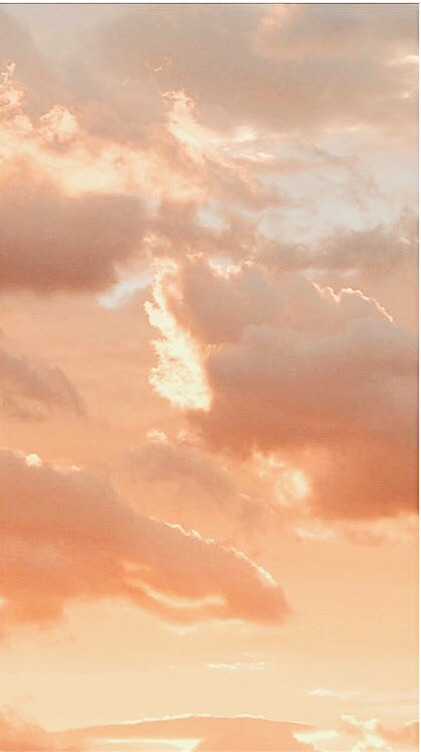 Sunset Wallpaper Orange And Yellow And Clouds Image 6381444