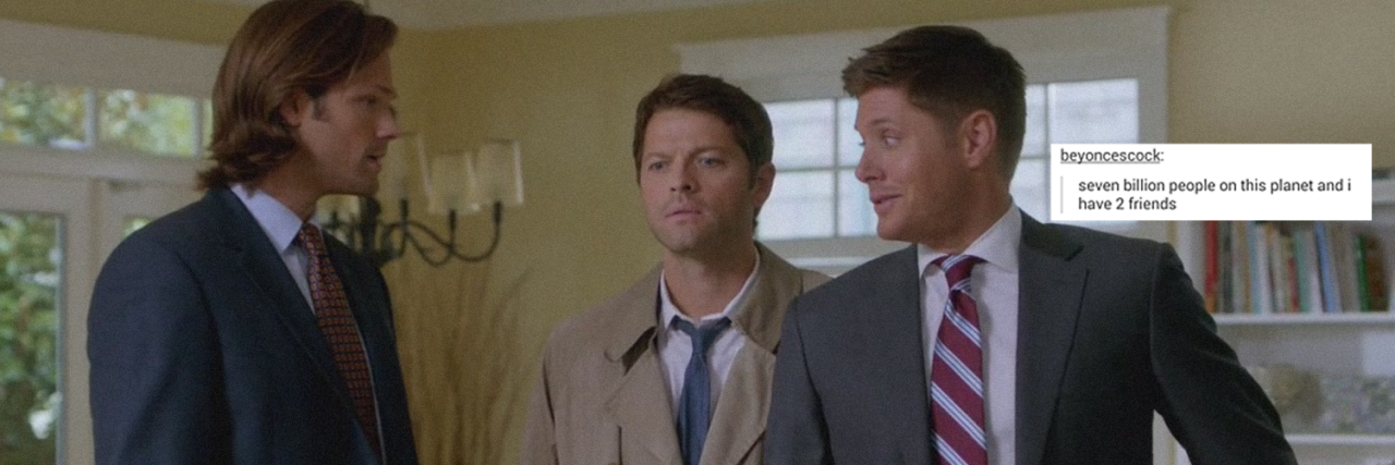 team free will, dean winchester and supernatural