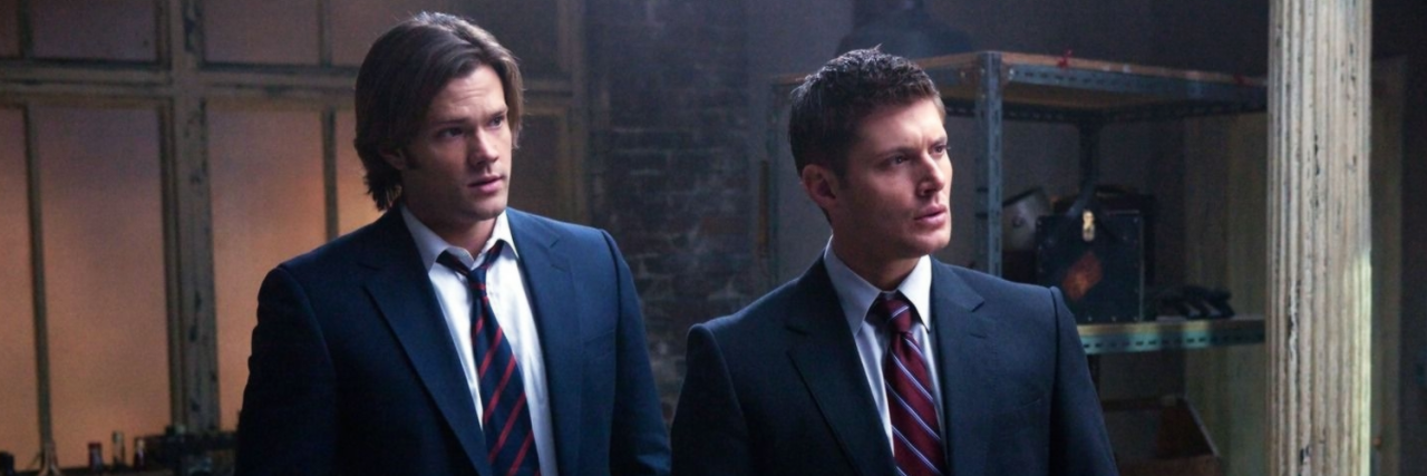 sam winchester, jensen ackles and spn