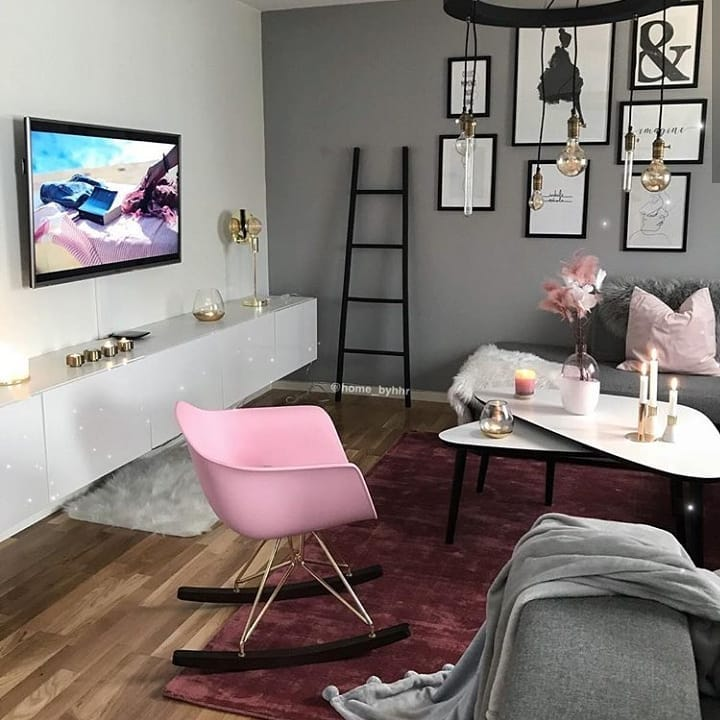 house, dcoration, living room and salon