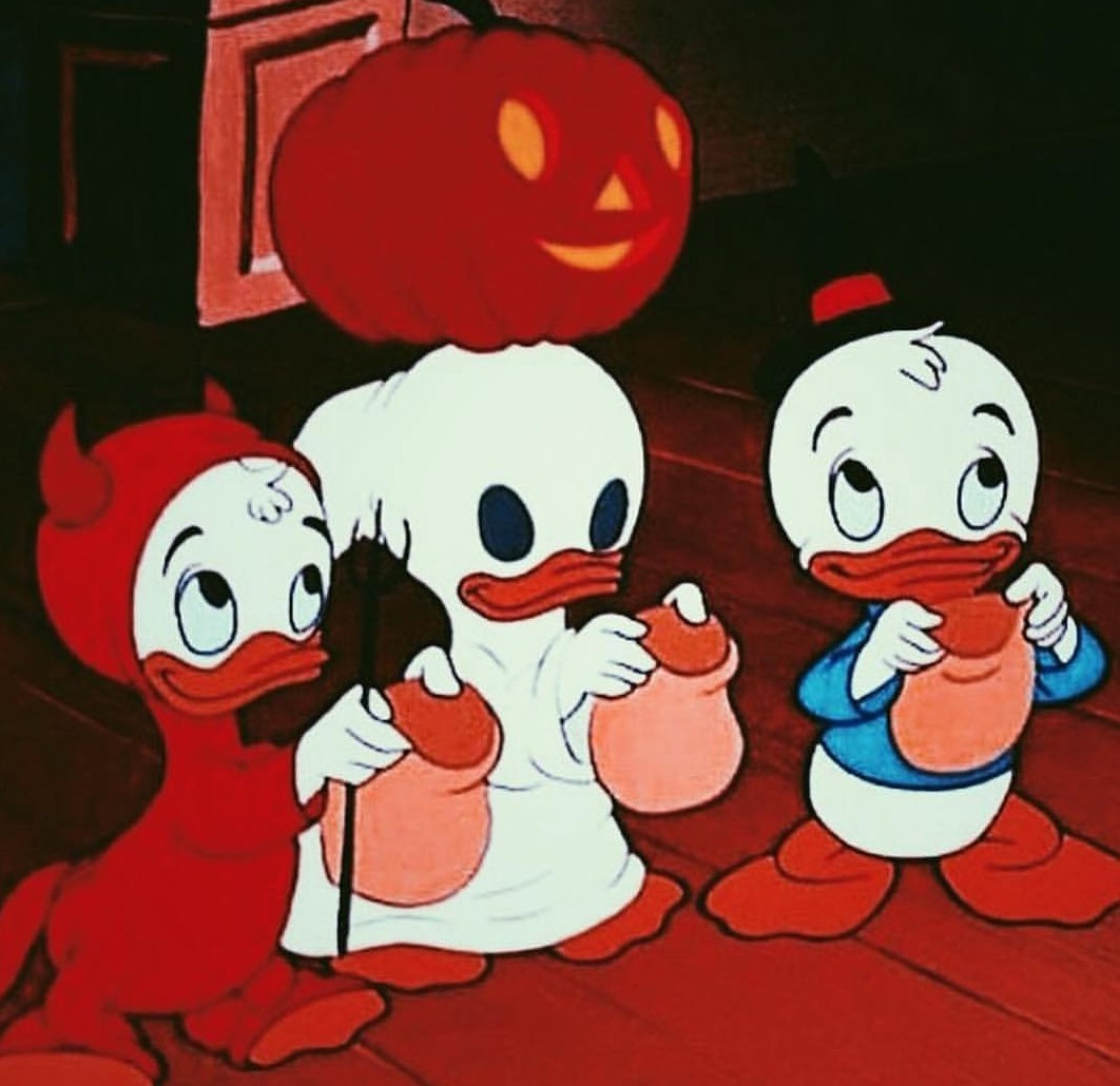 halloween, duck tales, nostalgic and donald duck