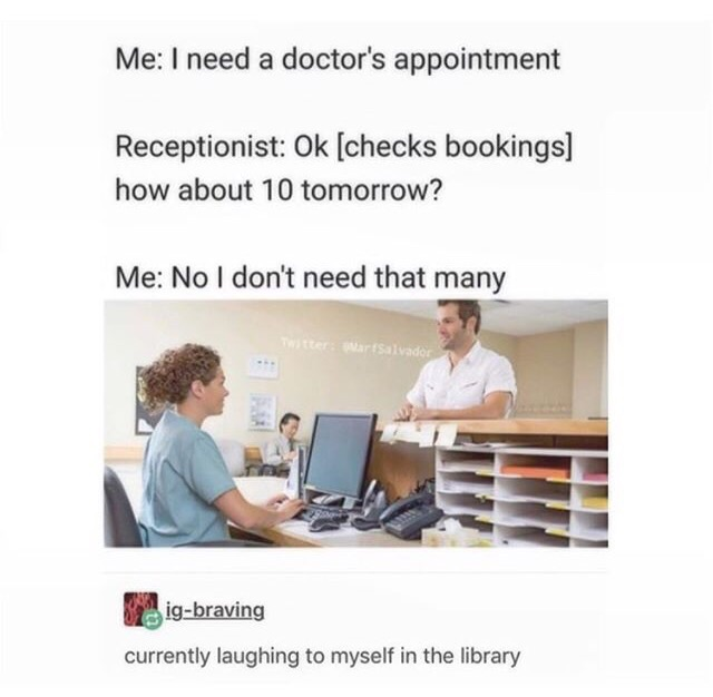 puns, meme and doctor
