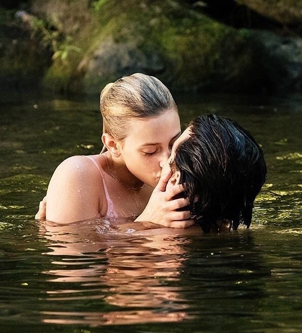 cole sprouse, love, cute and lili reinhart
