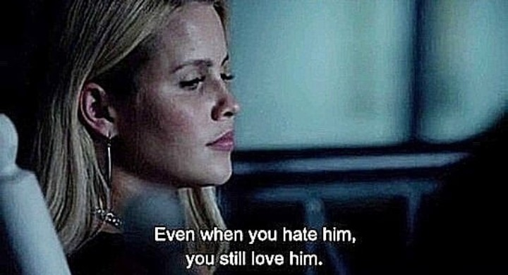 love, hate and rebekah mikaelson