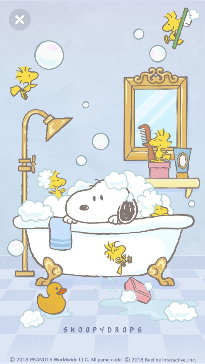 peanuts, snoopy, wallpaper and woodstock