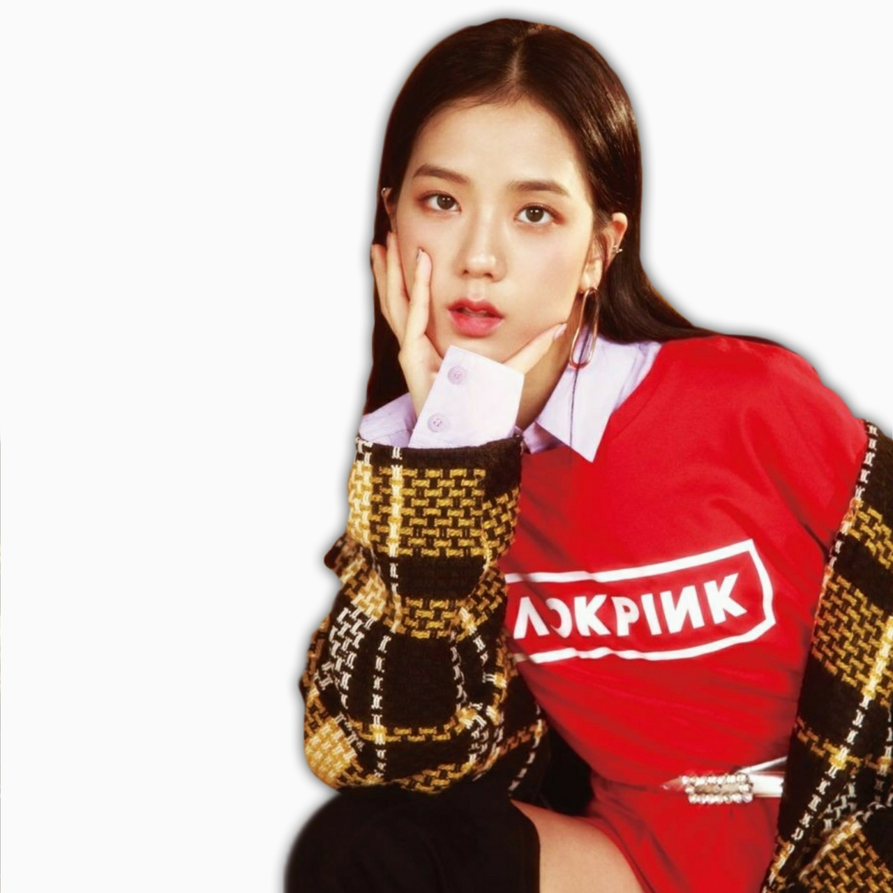 kim jisoo png, overlays, kpop idol png and jisoo blackpink png