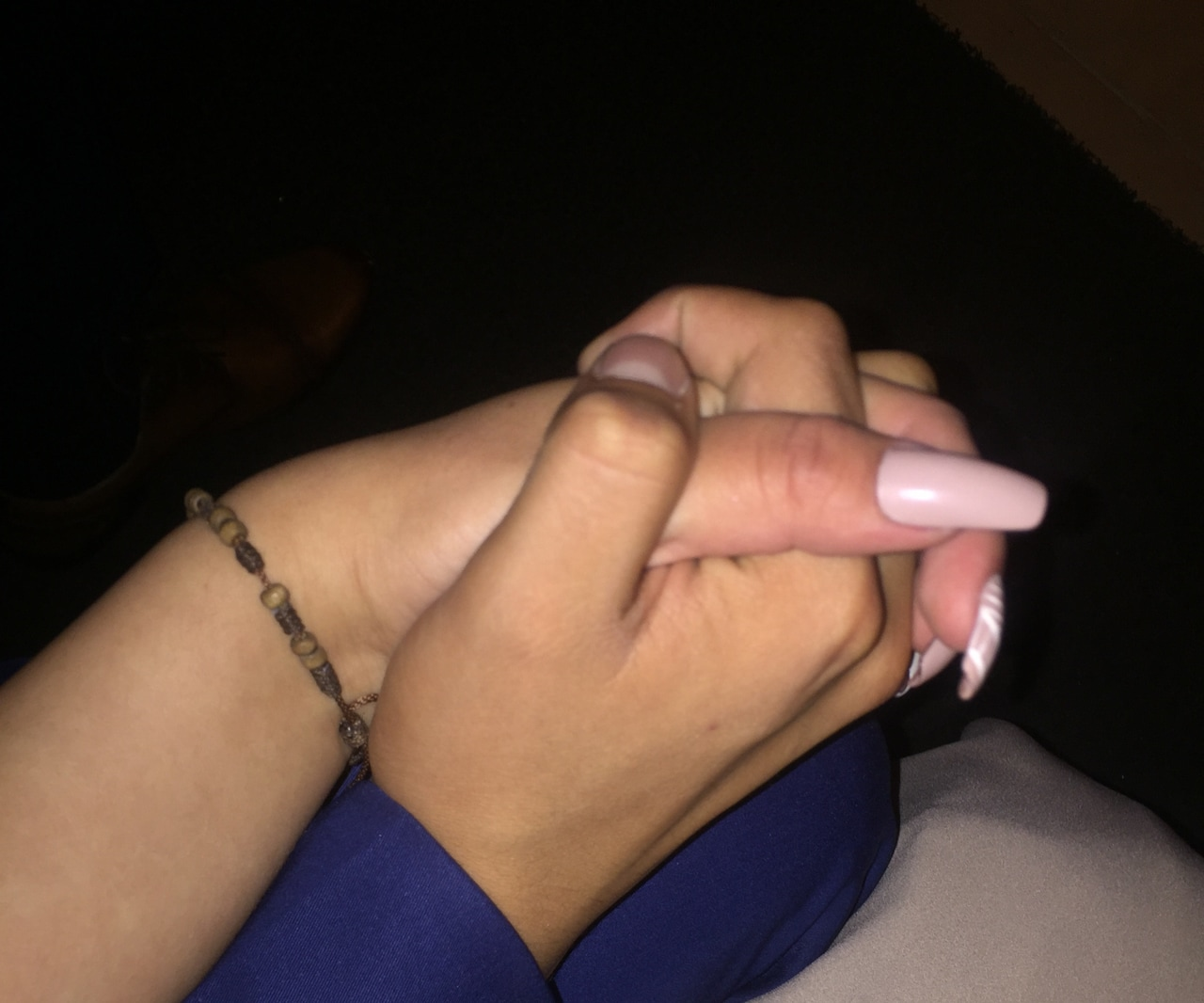 holding hands, love and lit