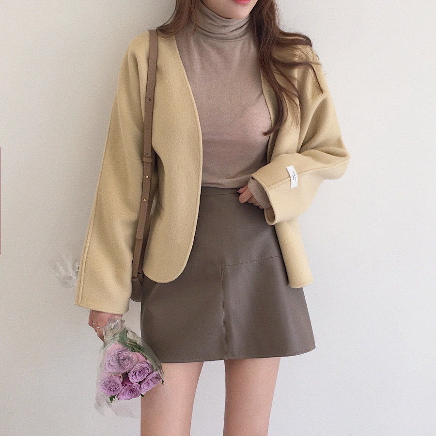 korean fashion, coat and moda