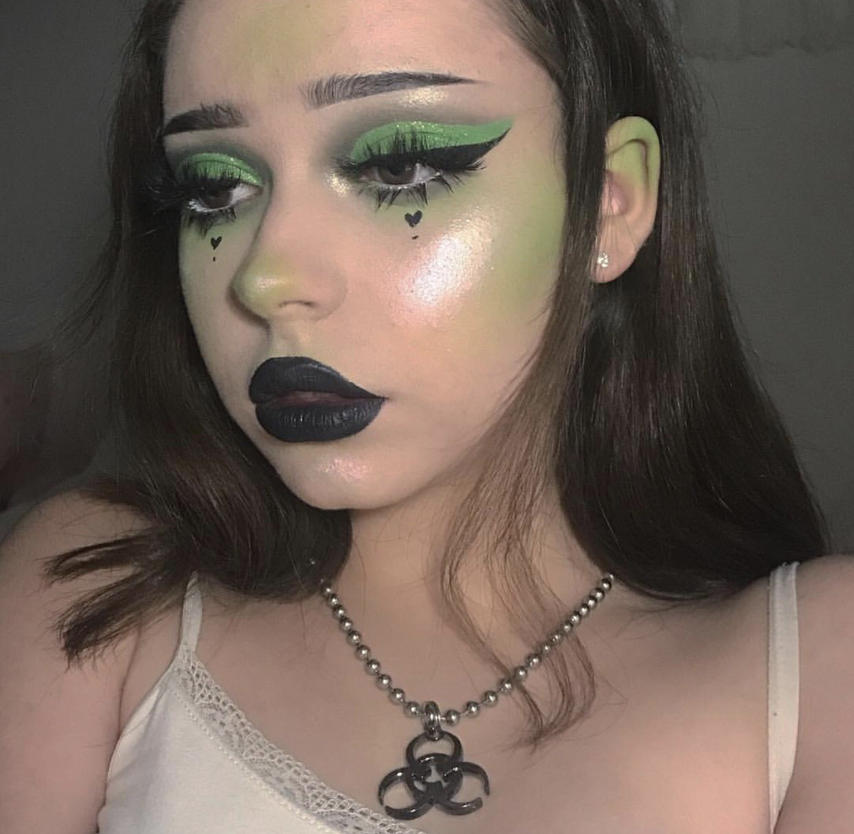 green, soft and punk