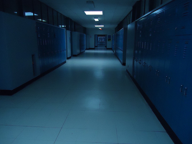 pretty, dark and high school
