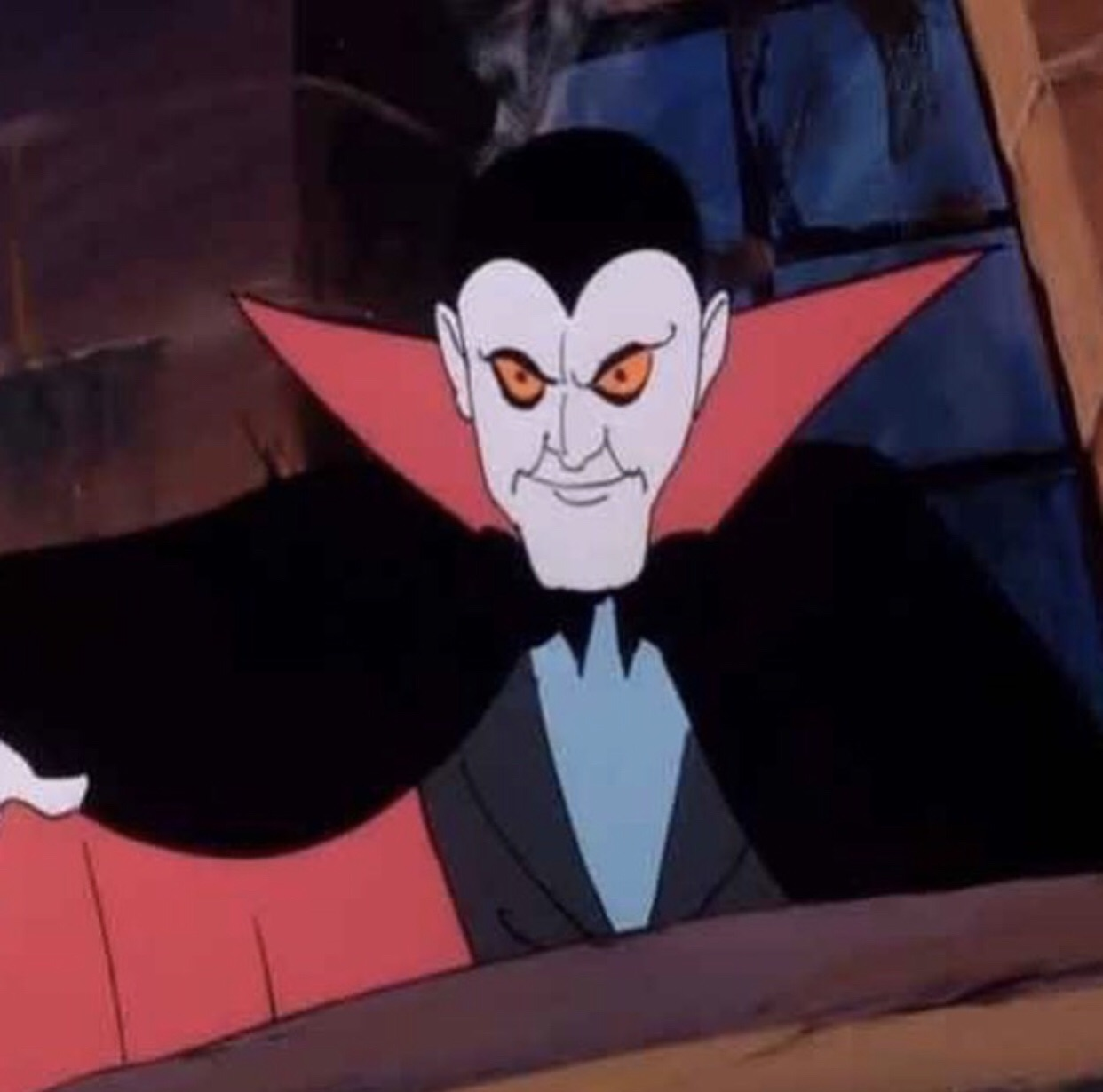 scary, spooky and dracula