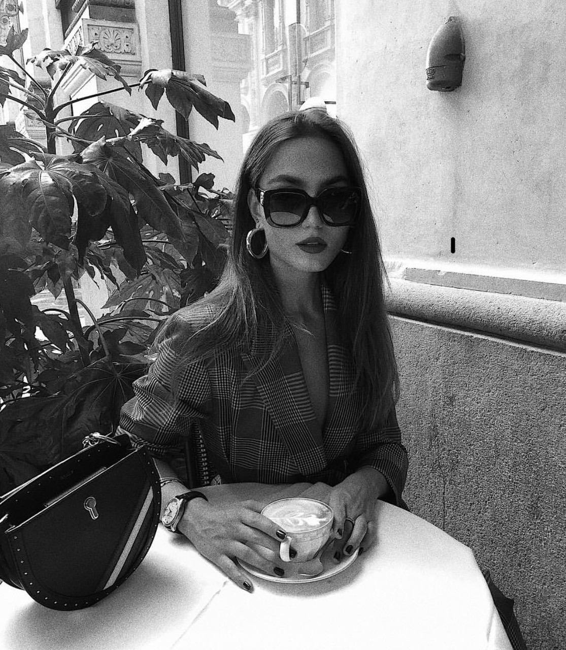 sunglasses, accessories and coffee