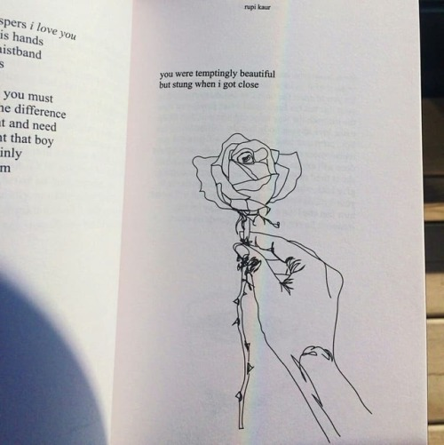 flower, rupi kaur, the sun and her flowers and beautiful