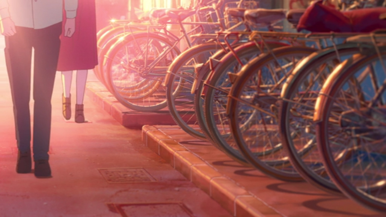 Anime Scenery Movie Flavors Of Youth And Anime Image 6482629 On Favim Com