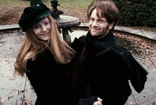 lily and james potter, harry potter, james potter and potter
