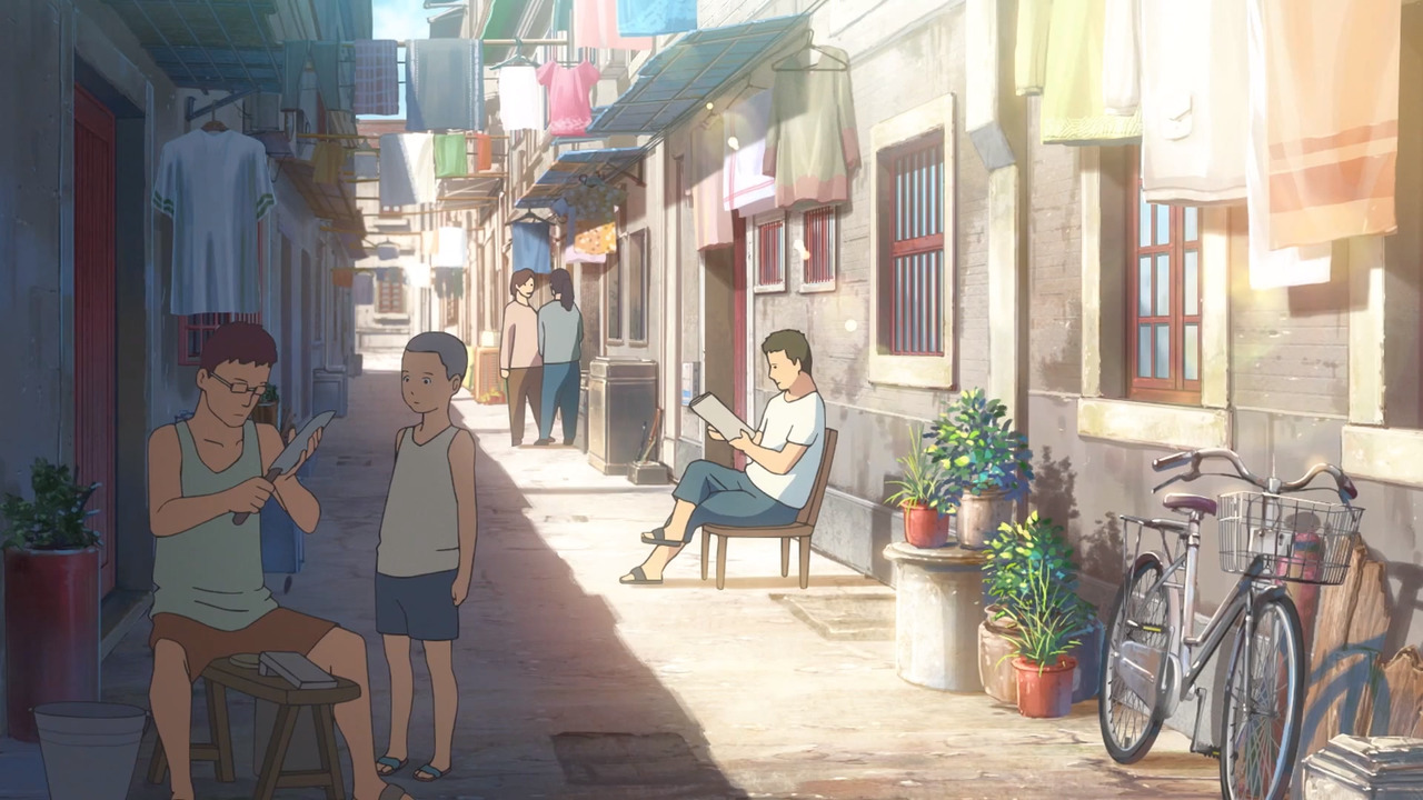 Anime Scenery Flavors Of Youth Anime Movie And Movie Image 6482591 On Favim Com