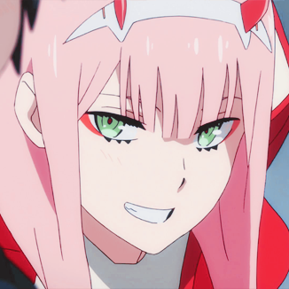 02, zero two, anime and zero two icons