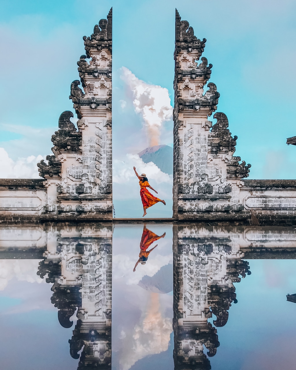 bali, asia, dance and temple