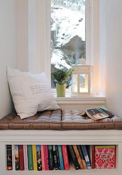 decor, room, reading nook and nook