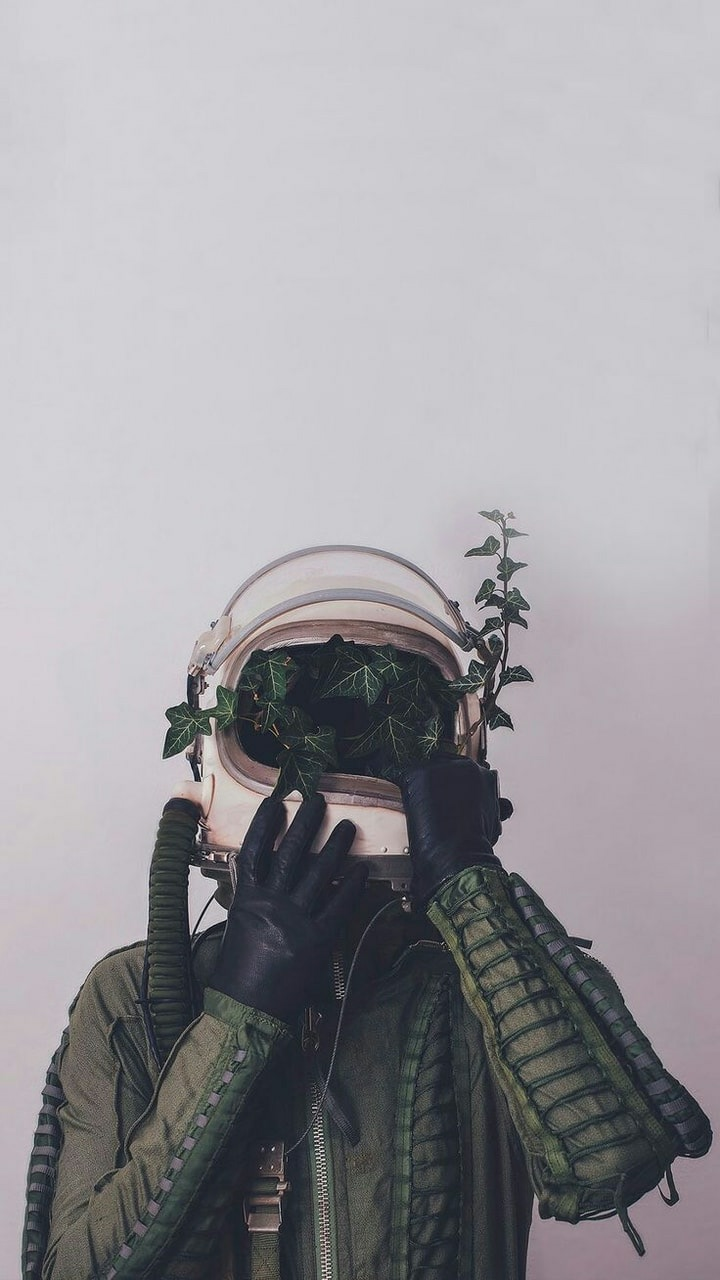 Astronaut Wallpaper Background And Hipster Image 6557643 On
