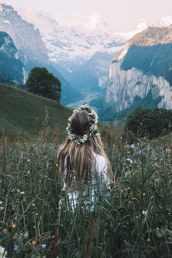 hair, photography, view and artsy photo