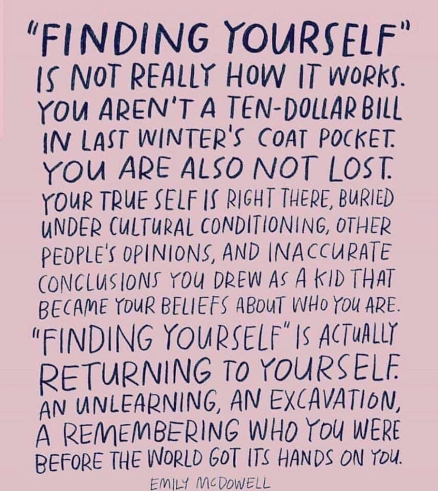 Finding Yourself Self Help Quotes And Motivation Image 6589253 On Favim Com