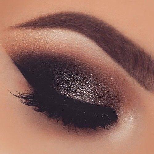 makeup, smokey eye, smokey and eye