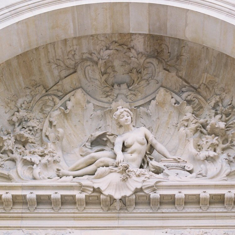 french architecture, architecture, neoclassical and parisian