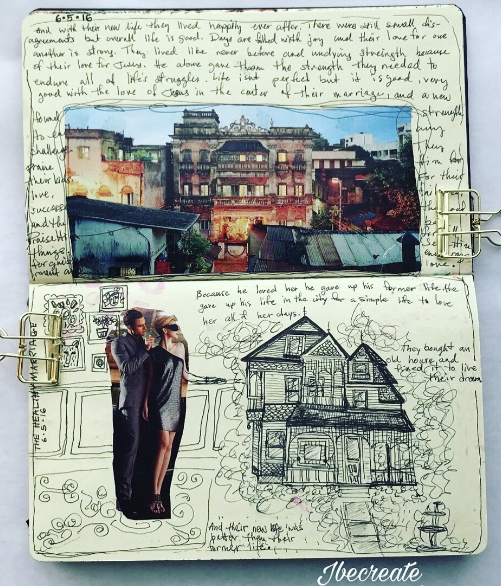 moleskine journal, journaling, love story and love