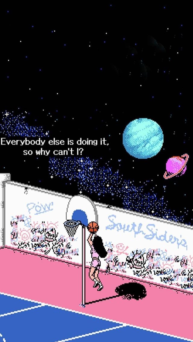 Basketball Notte Sad And Galaxy Image 6613528 On Favim Com