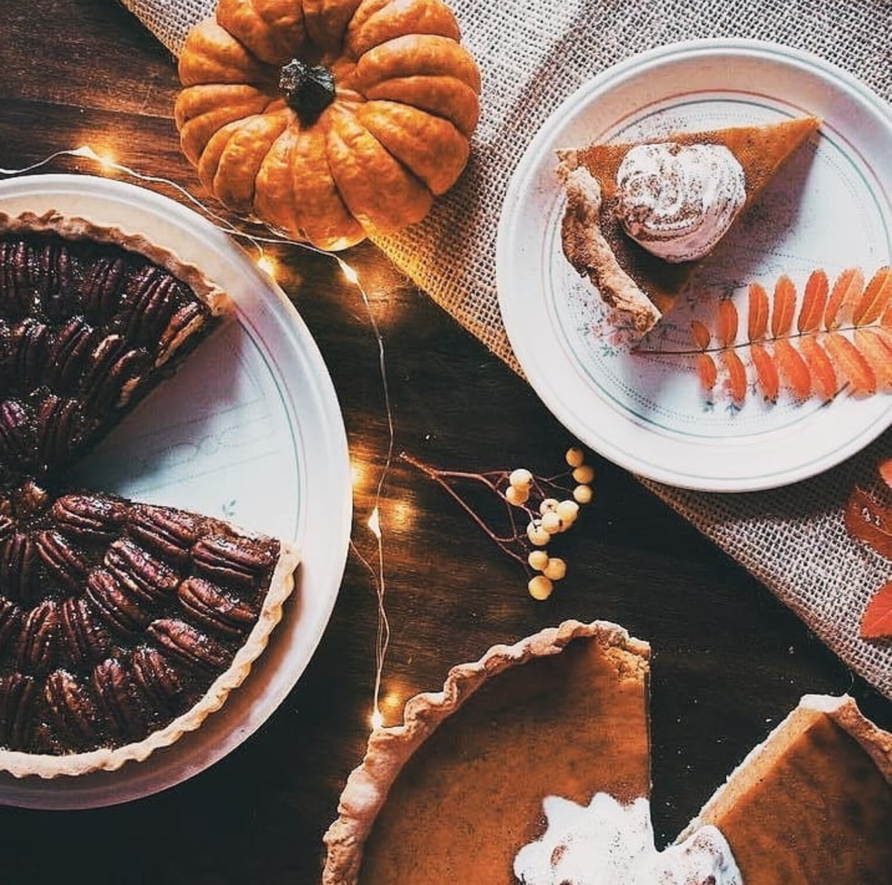fall aesthetic, cool whip, desserts and thanksgiving day