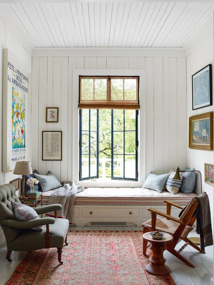 room, home decor, reading nook and design