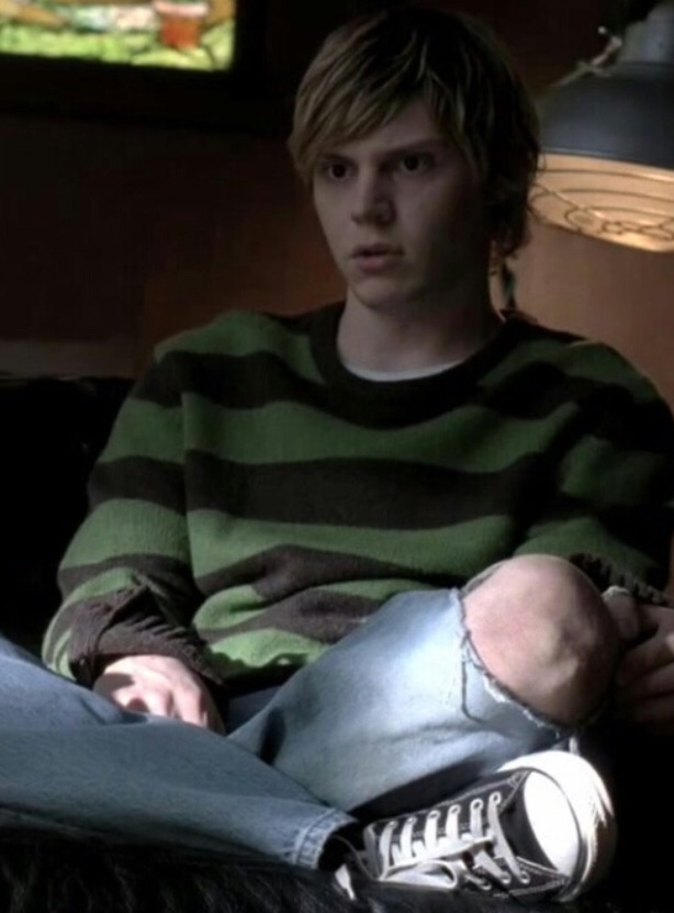 american horror story, tate langdon and ahs