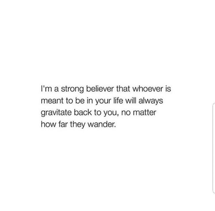 believer, wander and past