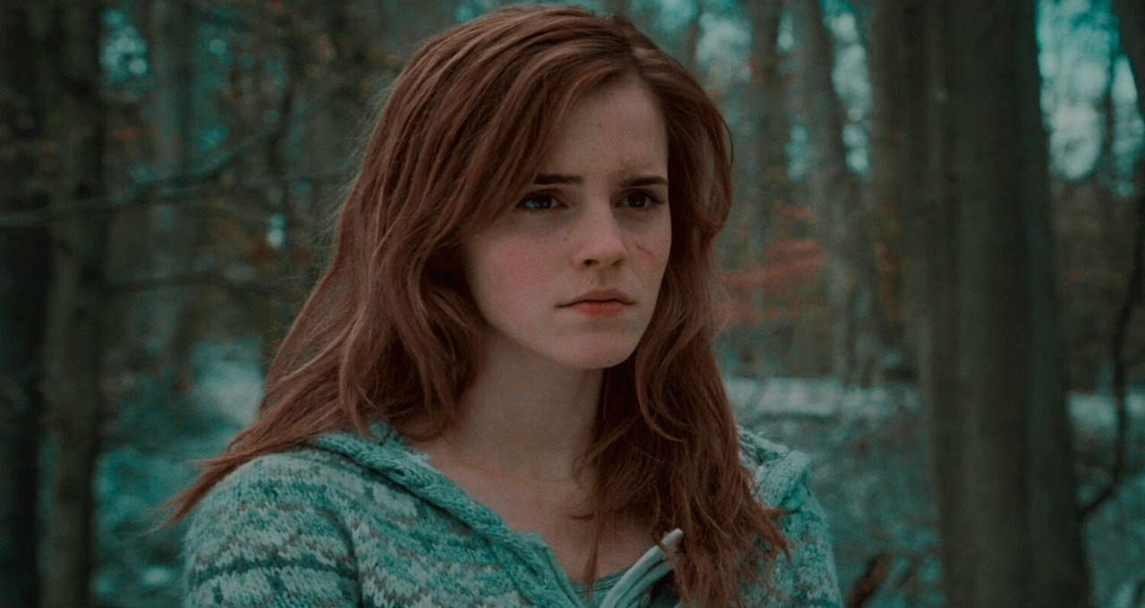 harry potter, hermione granger and emma watson