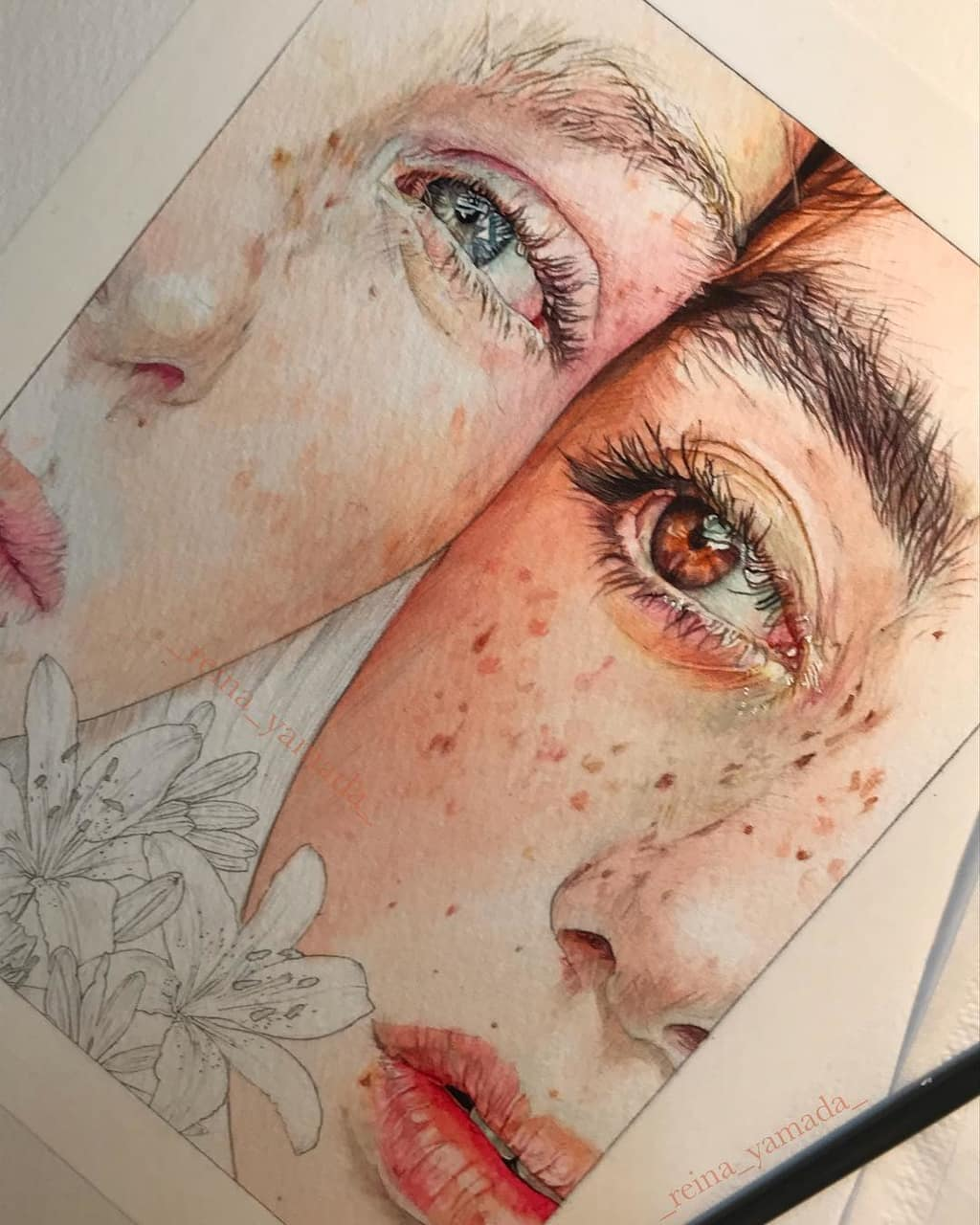 Body Parts Art Drawing And Painting Image 6639621 On Favim Com