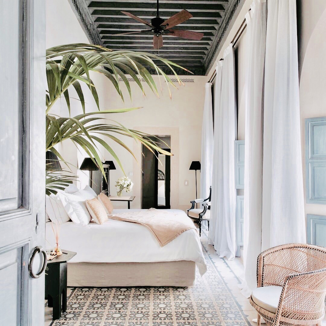 inspiration, living room and bedroom