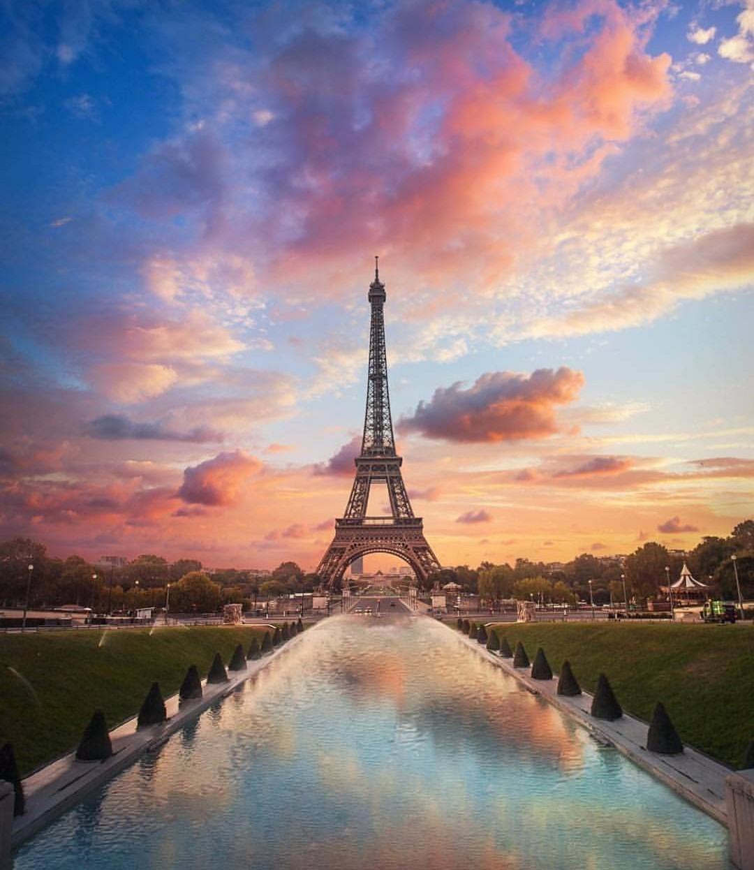 dream, tower, beautiful and love