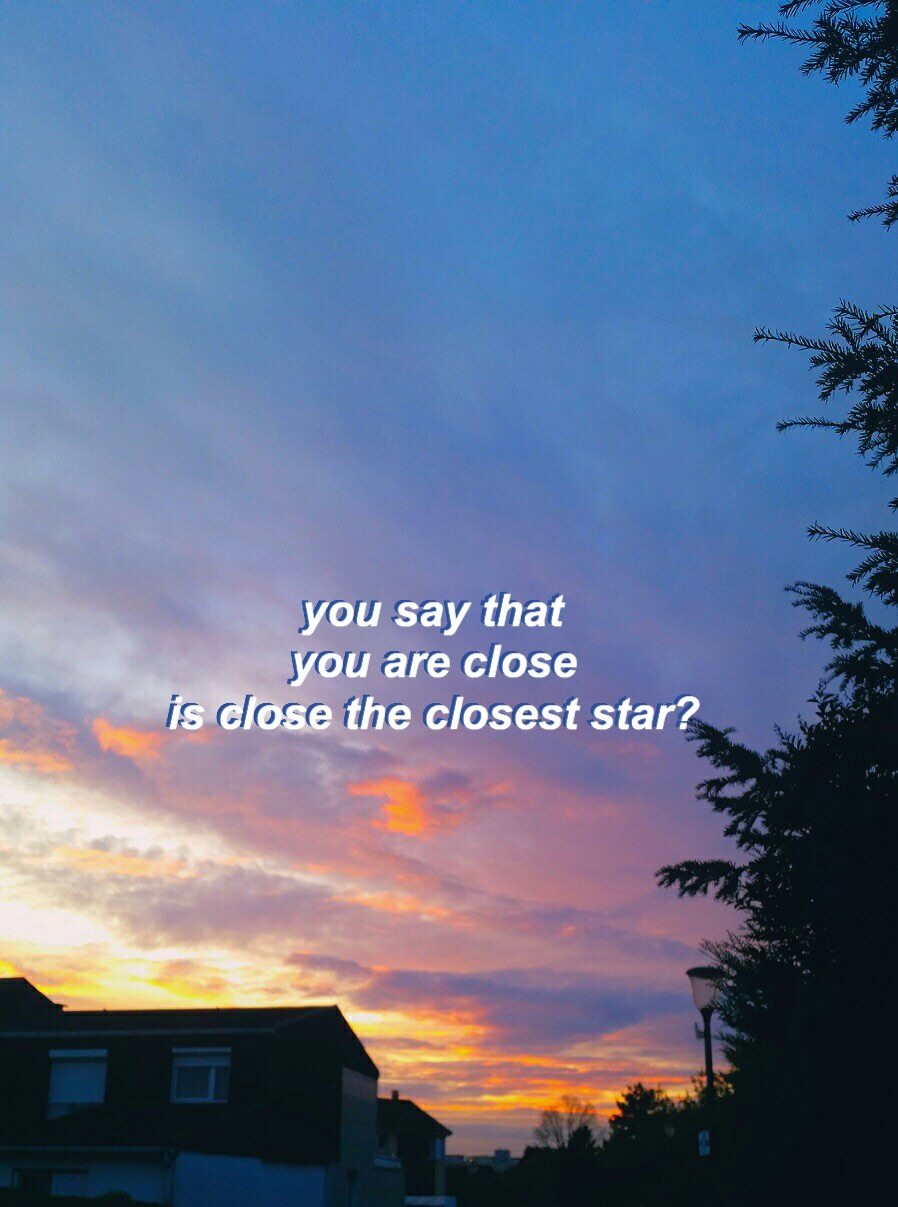 Wallpaper Aesthetic Text Quotes And Sunset Image 6658522 On