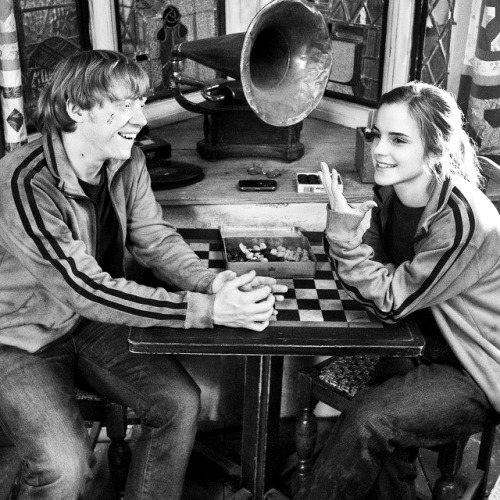 ron, ronald weasley and harry potter