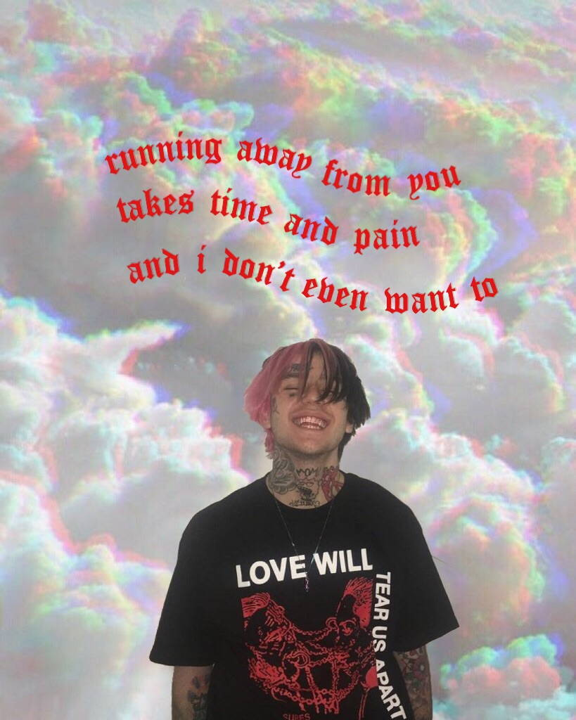 Lil Peep Aesthetic Phone Wallpaper And Lil Peep Wallpaper