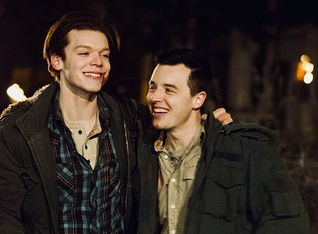 love, mickey, gallagher and gay