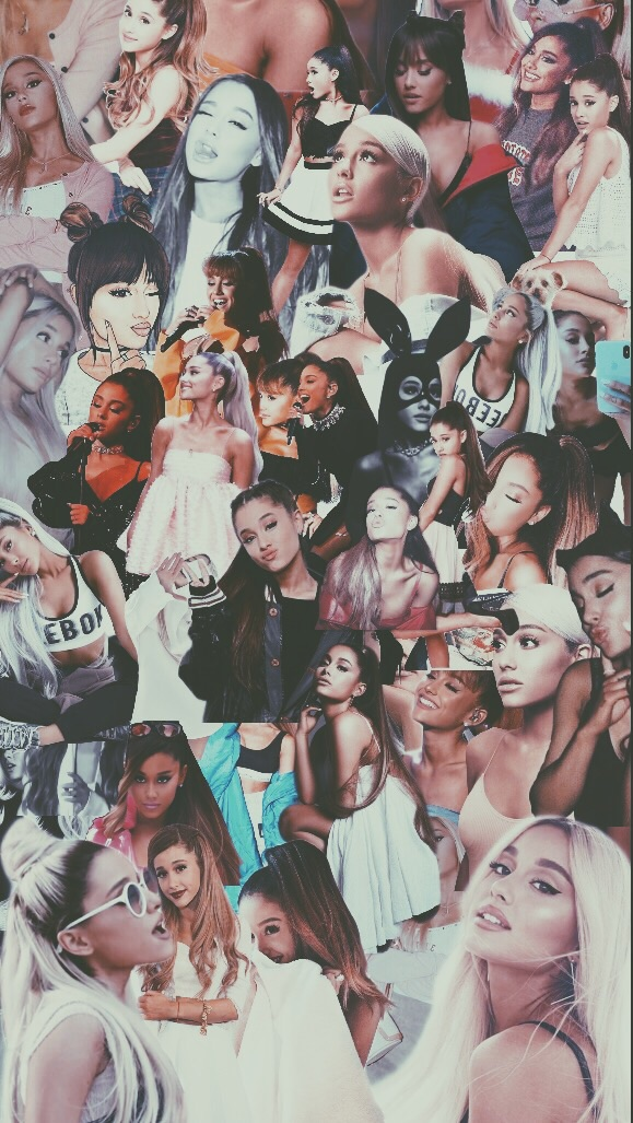 Retro Ariana Grande Lockscreen Ari And Aesthetic Image