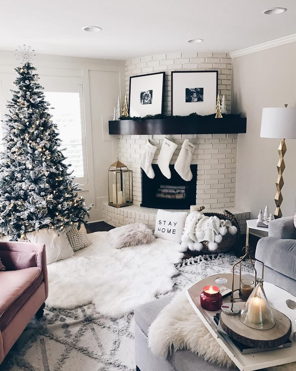 Christmas Ideas Living Room And Decor Image 6650334 On Favim Com
