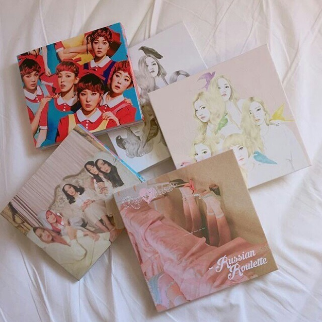 soft, reveluv, bambi and indie